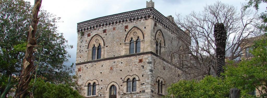 Taormina, Duchi di Santo Stefano Palace